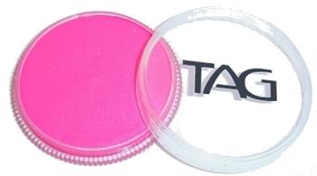 Tag Neon Magenta face paint