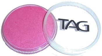 tag rose shimmer face paint