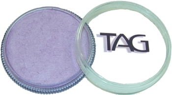 Tag Lilac shimmer face paint