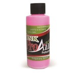 Bubble Gum Pink ProAiir INK airbrush alcohol based tattoo ink