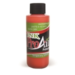 Orange ProAiir INK airbrush alcohol based tattoo ink