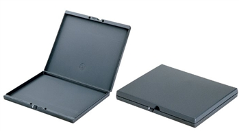 "Flat Plastic ""Laptop"" Style Case for Paint"