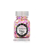 UV Valley Girl Glitter gel for face painting, add glitter to your face design with this sparkly product!