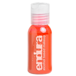 1oz Fluorescent Orange Endura Ink for Airbrush