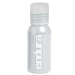 1oz Fluorescent White Endura Ink for Airbrush