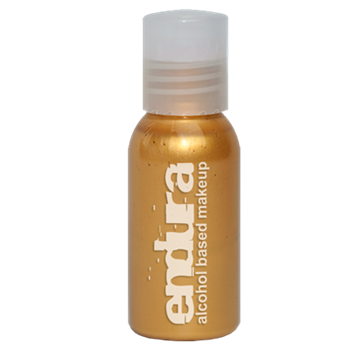1oz Metallic Gold Endura Ink for Airbrush
