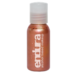1oz Metallic Bronze Endura Ink for Airbrush