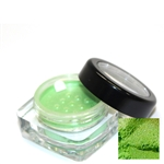 Cosmetic Bright Green Mica Powder for body art