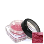 Cosmetic dark Pink Mica Powder for body art