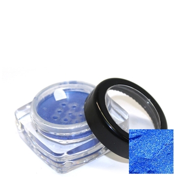 Cosmetic Midnight Blue Mica Powder for body art
