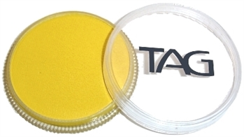 Tag yellow face paint