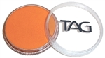 Tag orange face paint