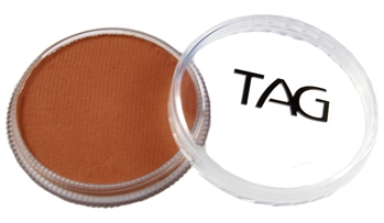 Tag skin tone mid-brown skin tone face paint