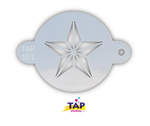 Super Star  TAP Face Painting Stencil