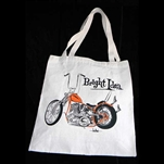 David Mann Bright Idea Tote Bag