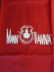 "David Mann MannDannaâ""¢ Bandanna (Color:Red)"