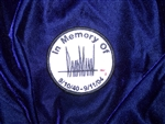 David Mann Memorial Patch