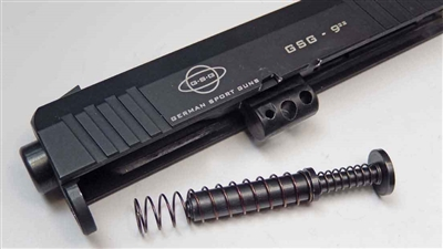GSG 922 recoil spring | 922 1911-22 | RECOIL SPRING | reduced power | GSG 1911 | gsgs 1911-22 922 | gsg 1911 922 | 22lr | spring | recoil | replacement
