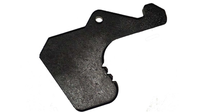 AR15 Mil-Spec Charging handle latch for carbines, rifles and pistols.