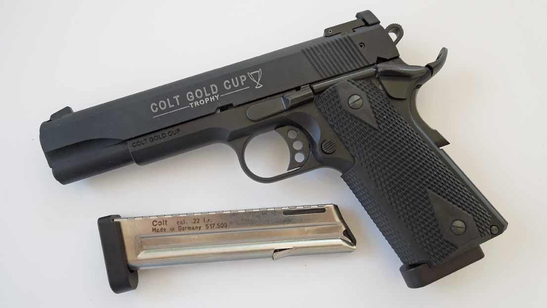 Colt 1911 22lr Magazine Basepad