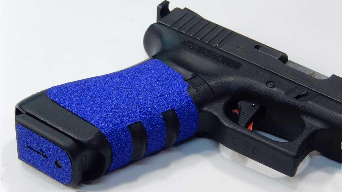 G24 G35 - 3 Pack Decal Frame Grip Tape for Glock Gen4 : G17 G34 G22