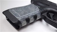 Glock Gen3 G17, G22, G24, G34, G35 Wrap Around Clear Grip Tape Decal - Single