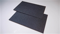 Grip Tape with 3M adhesive backing in 8x5 inch size for custom cutting pistol patterns