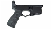 AR-15 polymer V shaped trigger guard