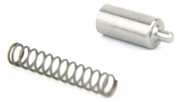 AR-15 buffer tube detent | AR15 buffer tube detent | AR15 Mil-Spec buffer detent pin and spring for lower receivers | stainless steel detent