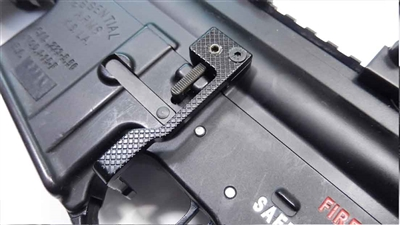 AR15 ambidextrous bolt release lever kit for lower receivers | AR-15 bolt catch | AR15 plunger
