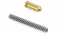 AR15 Mil-Spec selector detent pin and spring | AR15 safety detent and spring | AR-15 detent | AR15 spring | AR-15 selector detent | AR-15 safety detent