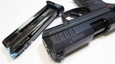 Ruger SR22 | Ruger SR-22 | High Capacity | 22lrupgrades | high capacity magazine | magazine upgrade | magazine kit | 22lr magazine | shockbottle | nictaylor00 | high capacity magazine parts kit | magazine parts | replacement parts | magazine extension