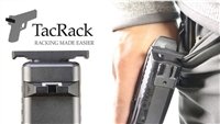 TacRack Back Plate for all Glock Pistols, All Caliber and All Sizes except G42 and G43