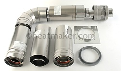 2400-009   vent kit Endurance /HW This vent kit has 2 options, to learn more click here.