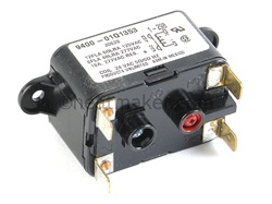 2400-010  R-2/R-3 Relay, 4 terminals, (functions as R-1 relay on units after serial # x91-1318)
