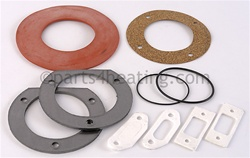 2400-322 Trianco Heatmaker 9600CB HWG series gasket kit 1-254,1-731,10-135,10-224,10-266,10-332,10-672