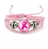 cancer awareness bracelet