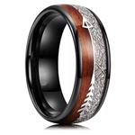 Mens band ring