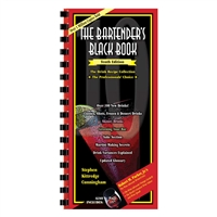 Bartender's Black Book 10th Edition