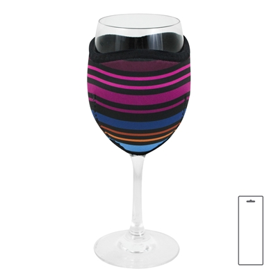 Carded Vino Hug Neo, Horizontal Stripes
