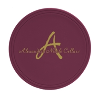 Custom Vino Cover, Burgundy, Bulk