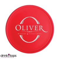 Custom Drink Top, Red