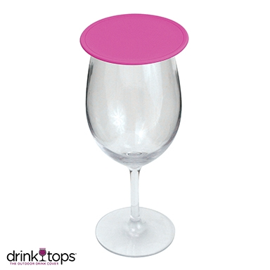 Drink Top, Hot Pink