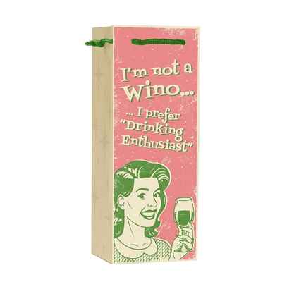 Wine Bag, Wino