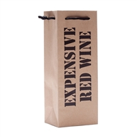 Wine Bag, Expensive Red Wine