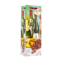 Wine Bag, Festive Bottles