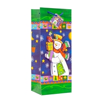Holiday Frosty The Snowman Bag