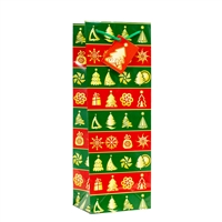 Holiday Wrapping Paper Bag