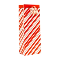 Holiday Candy Cane Bag