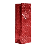 Wine Bag, Hologram, Red